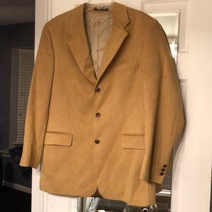 Kasper Suits & Blazers - 🚨 Final Price Men's Kasper Suede Blazer